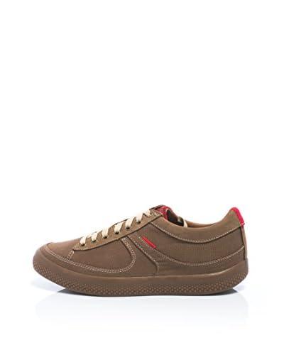 FitFlop Sneaker Ffbuzz Tm Canvas [Marrone Chiaro]