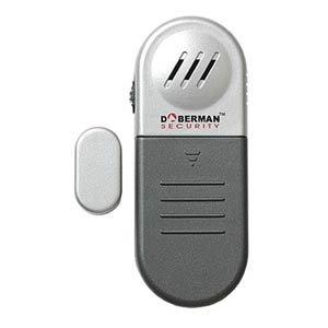 Doberman SE-0109 Entry Defense.  Silver/black