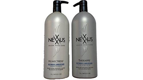 Nexxus Humectress Conditioner or Therappe Shampoo (44 Oz Each) (Shampoo and Conditioner Set)