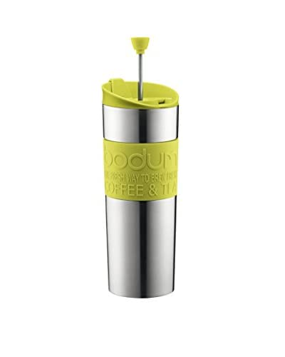 Bodum 15-Oz. Insulated Travel Press, Green