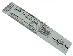 EMI EKG Ruler #453