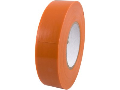 """Secure Cable Ties Et-75066St-Or Pvc Standard Electrical Tape, -18 To 105 Degree C, 66' Length, 3/4"""" Width, Orange"""