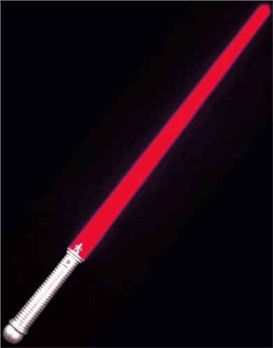 "28"" Red LED Lightsaber Glowing Toy Costume Light Saber - 1"