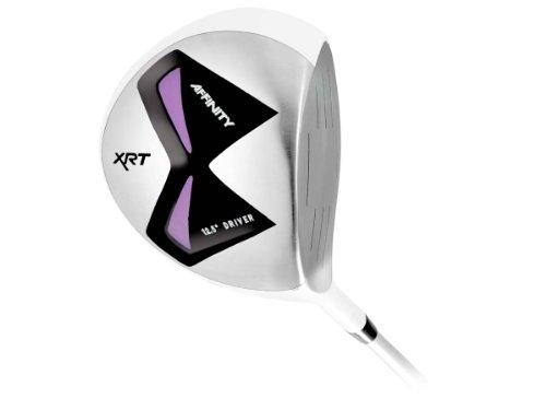 Affinity XRT Golf Driver (Women's, Right Hand, Graphite, Ladies Flex, 12.5-Degree)