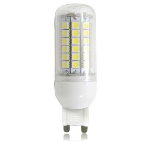 How Nice 8W Led Lamp Bulb G9 69 Smd 5050Led Corn Light With Transparent Cover
