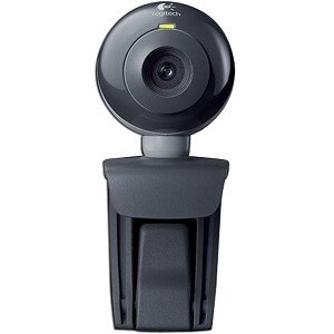Logitech Webcam C200 1.3Mp (Interpolated) Usb 2.0 Webcam W/Built-In Microphone & Lcd Laptop Clip-On
