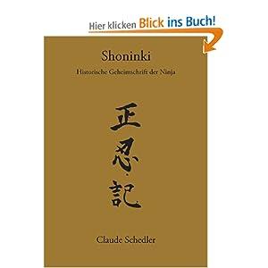 Shoninki historische geheimschrift der ninja und über 1 5 millionen