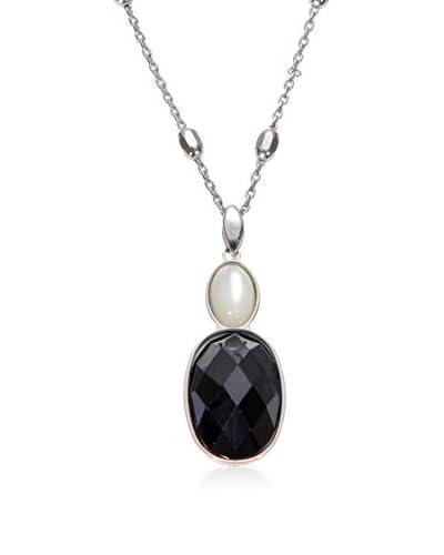 Nomination Collar Op Venus plata de ley 925 milésimas