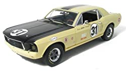 1967 Ford Mustang T/A #31 Jerry Titus Racing Tribute Edition 1/18