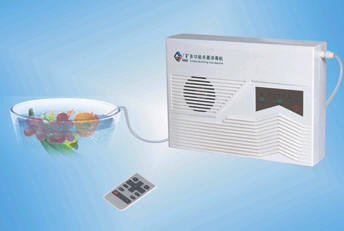 Omega 7000 Air and Water Purifier with Negativ Ion