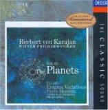 Holst: The Planets; Elgar / Karajan, Monteux
