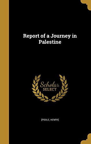 report-of-a-journey-in-palestine