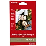 Canon Original 2311B003 PP-201 Bubble Jet Media Photo Paper 4x6 (50 Sheets)by Canon