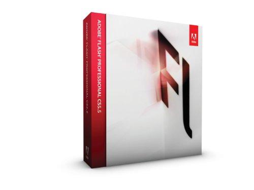 Adobe Flash Professional CS5.5 - ensemble de mise à niveau de version / produit