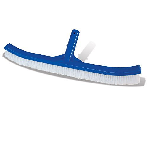 "Poolmaster 18100 17-1/2"" Pool Brush - Basic Collection"