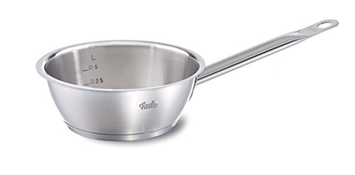Fissler FIS1430 Stainless Steel Original Pro Collection Conical Pan, 6.3-Inch