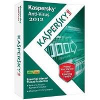 Kaspersky Anti-Virus 2012 - Subscription package