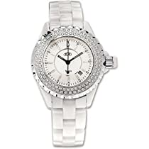 Ceramic CoutureTM DRESS WATCH