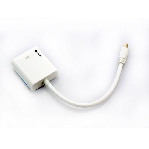 Mini DisplayPort DP to VGA Adapter for Apple MacBook Pro Video Ceed Cable**Supports New THUNDERBOLT Port*