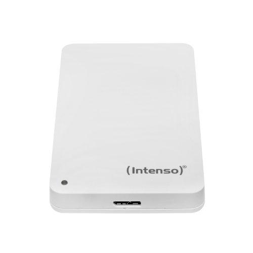 Intenso MemoryCase 500GB externe Festplatte 6,4 cm (2,5 Zoll) USB 3.0 weiß