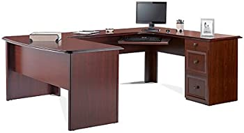 Marvelous Realspace Broadstreet U shaped Office Desk