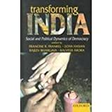 img - for Transforming India: Social and Political Dynamics of Democracy book / textbook / text book