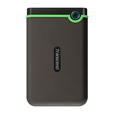 Transcend 500GB StoreJet M3 USB 3.0 Portable Hard Drive