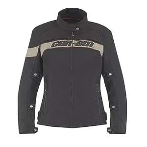 Amazon.com: Can-Am Spyder Ladies' Hanna Jacket - Black - 2XL
