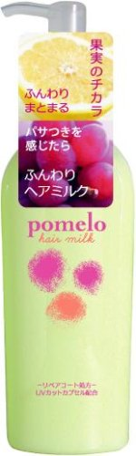 ポメロ ふんわりヘアミルク 150ml