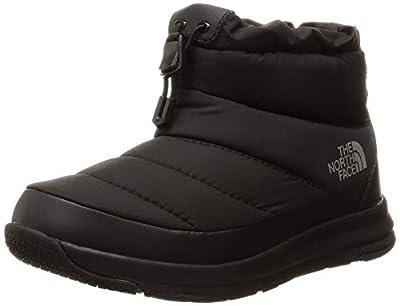 [ザ・ノース・フェイス] ブーツ Nuptse Bootie Lite Iv Wp Mini メンズ Tnfブラック×ブラック Us 8(26 Cm)