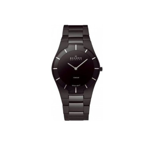 mahan best skagen 585xltmxb montre homme bracelet titane sale. Black Bedroom Furniture Sets. Home Design Ideas