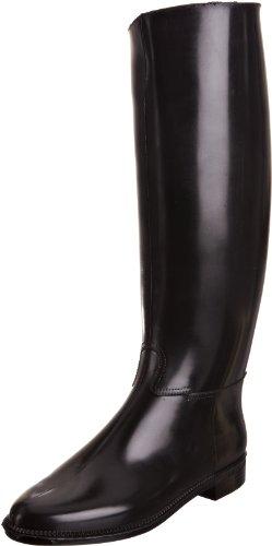 Nora - Ascot, Stivali di gomma unisex, color Nero (Schwarz 11), talla 37