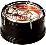 CAPTAIN STAG キャプテンスタッグ パワーマック丸型ミニコンロ 固形燃料型 固形燃料600g缶付 M-7316 パール金属(PEARL METAL) パール金属