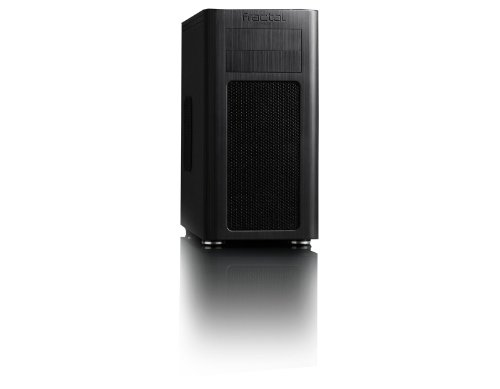 Fractal Design Arc Series ATX Case – Black Pearl