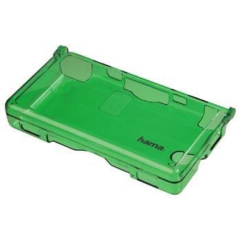 Nintendo DS lite - Crystal Case transparent grün, Nintendo DS