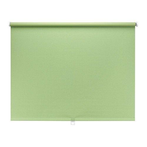 ikea-diskodans-verdunklungsrollo-in-grun-100x195cm