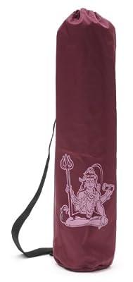 Yogistar Yogatasche Basic Shiva - Nylon - 65 cm - Bordeaux