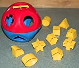 Tupperware Shape O Toy Ball NEW