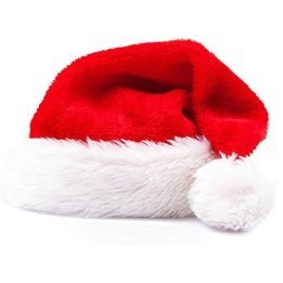 traditional-red-and-white-plush-christmas-santa-hat-by-ntriw