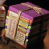 Pralus Pyramid - Pyramide des Tropiques - 10 Dark Chocolates from Around the World