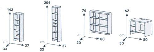 billig badezimmer schrank online store. Black Bedroom Furniture Sets. Home Design Ideas