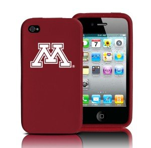 Tribeca Minnesota Iphone 4 Silicone Case