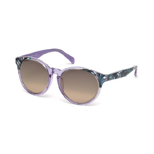 emilio-pucci-ep0028-rondes-acetate-femme-lilac-blue-fantasy-brown-grey-shaded78z-55-19-140