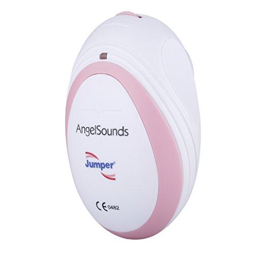 Lo que estabas buscando Dispositivo para escuchar los latidos del bebé en el vientre Angelsounds JPD-100S