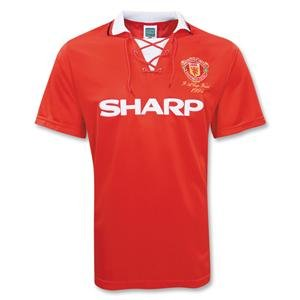 Manchester United 1994 FACF Soccer Jersey
