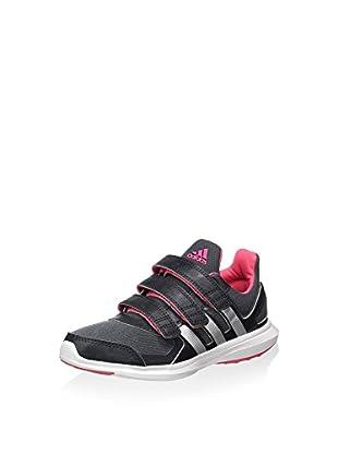 adidas Zapatillas hyperfast 2.0 cf k (Negro)