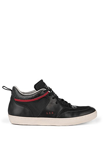 LEATHER CROWN - SNEAKER BASSA