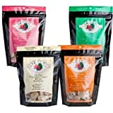 Fromm Four-Star Lamb with Cranberry Grain-Free Dog Treats, 8-Ounce Bag