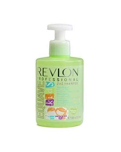 Revlon Champú 2 En 1 Hipoalergénico Niños Equave 300 ml
