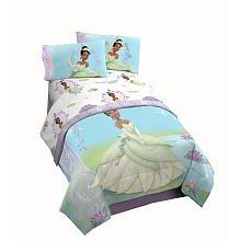 Disney Princess And The Frog Twin Sheet Set front-100484